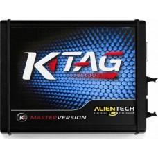 K-TAG MASTER (firmware - 7.020) - версия программы 2.25
