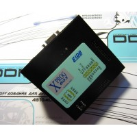 XPROG-box - программатор закрытых микросхем Motorola, infineon, ARM.